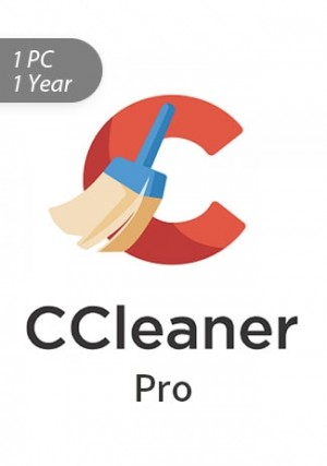 Ccleaner Professional 1 PC / 1 Year