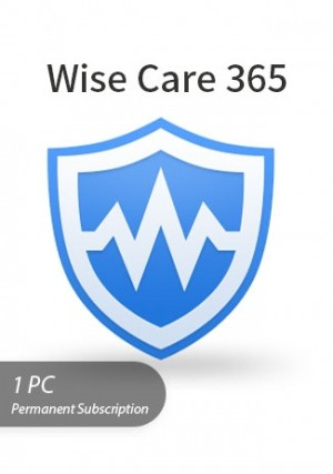 Wise Care 365 - 1 PC (Permanent Subscription)