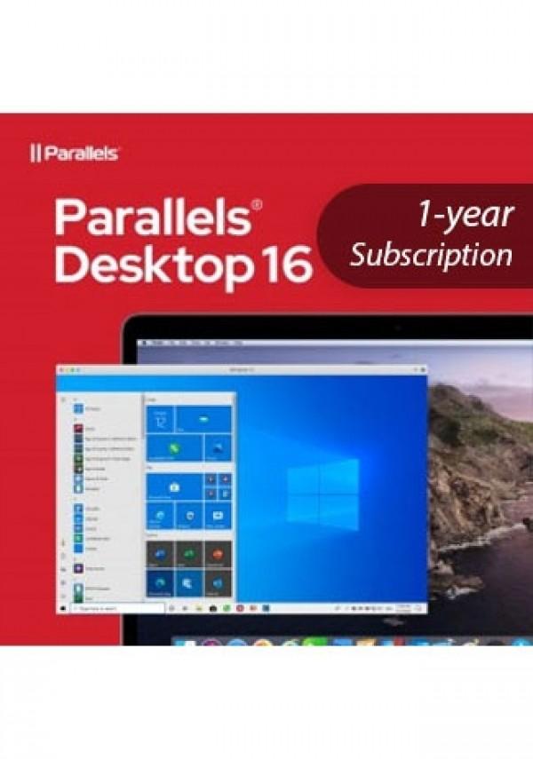 Parallels Desktop 16 Pro Edition