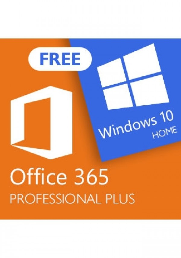 Office 365 Pro (+Windows 10 Home for free)