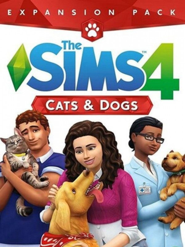 The Sims 4 - Cats & Dogs